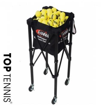 giỏ chứa bóng gamma tennis zetravel từ usa