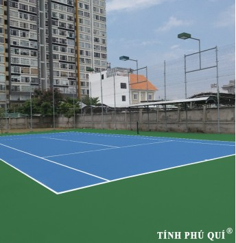 thi cong san tennis chuan tinh phu qui11