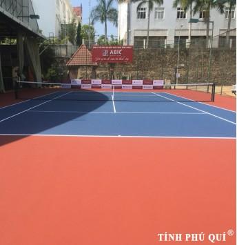 thi cong san tennis chuan tinh phu qui 15