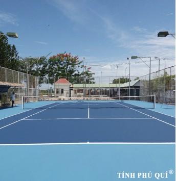 thi cong san tennis chuan tinh phu qui 16