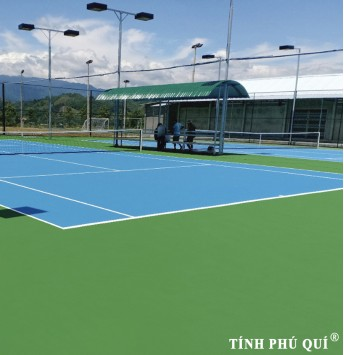thi cong san tennis chuan tinh phu qui 6
