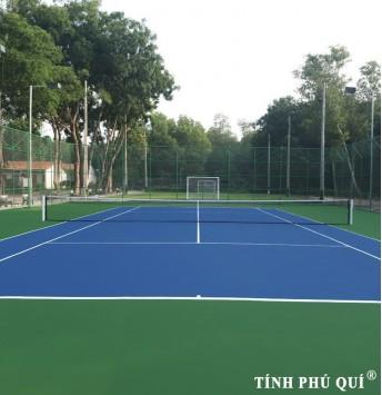 thi cong san tennis chuan tinh phu qui 7