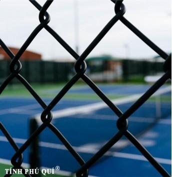 hang rao luoi b40 san tennis dat nen