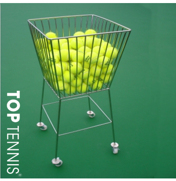 xe ddwungj banh tennis inox
