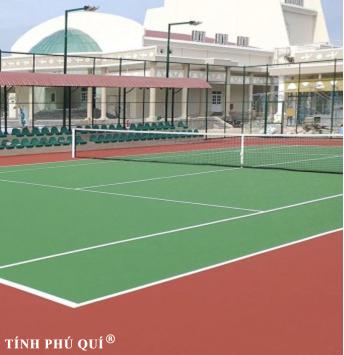 nâng cấp sân mặt sân tennis nền nhựa