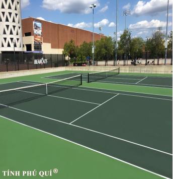 sữa chửa mặt sân tennis