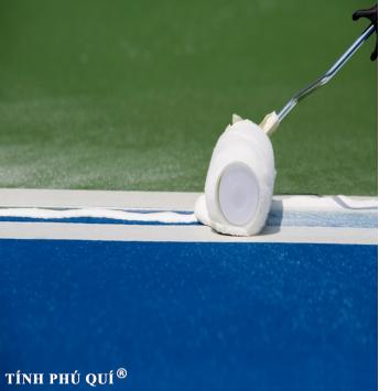sửa chữamặt sân tennis chuyên nghiệp